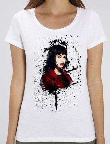 Tee Shirt Tokyo, Tee shirt Femme La Casa de Papel, T-shirt Raphael Setiano.
