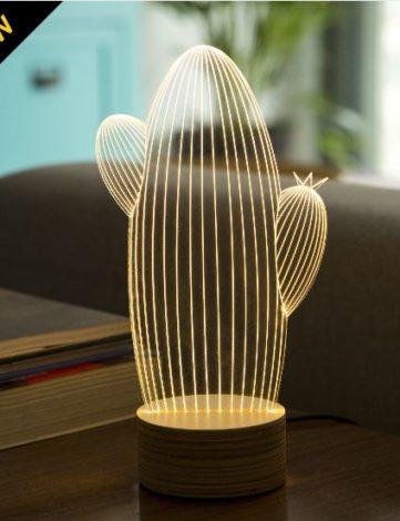 lampe-pexiglass-3d - Lampe 3d