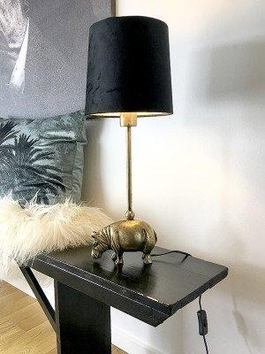 lampe d'appoint sur pied