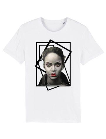 Tee Shirt Homme Rihana, T-Shirt Vogue, Tee-Shirt Artistique
