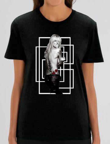 Tee Shirt Unisexe Kate Moss, Tee Shirt Homme, Tee Shirt Femme.