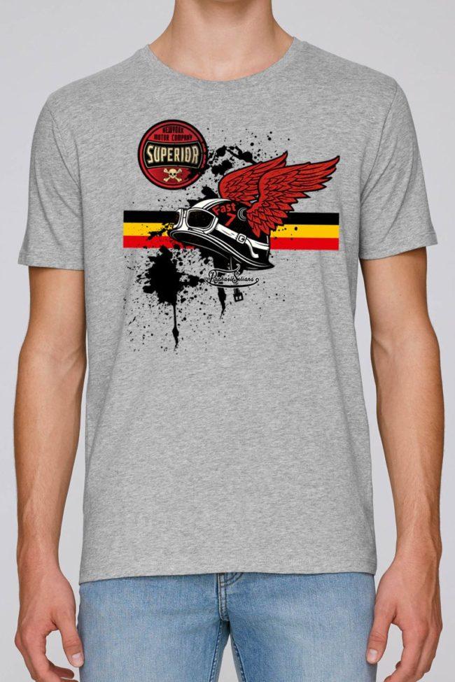 Tee Shirt Homme Moto, T-Shirt Biker, Biker