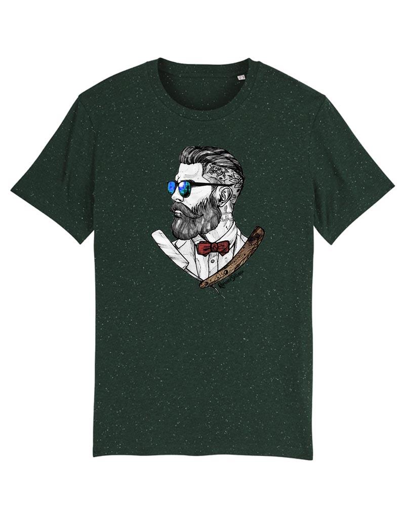 tee shirt artistique édition limitée, T-shirt Raphael Setiano