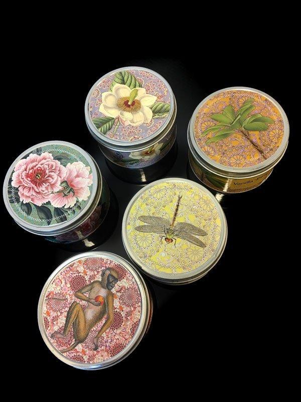 Bougie Parfumée, BougieDécorative, Objetparfumée raphael setiano.